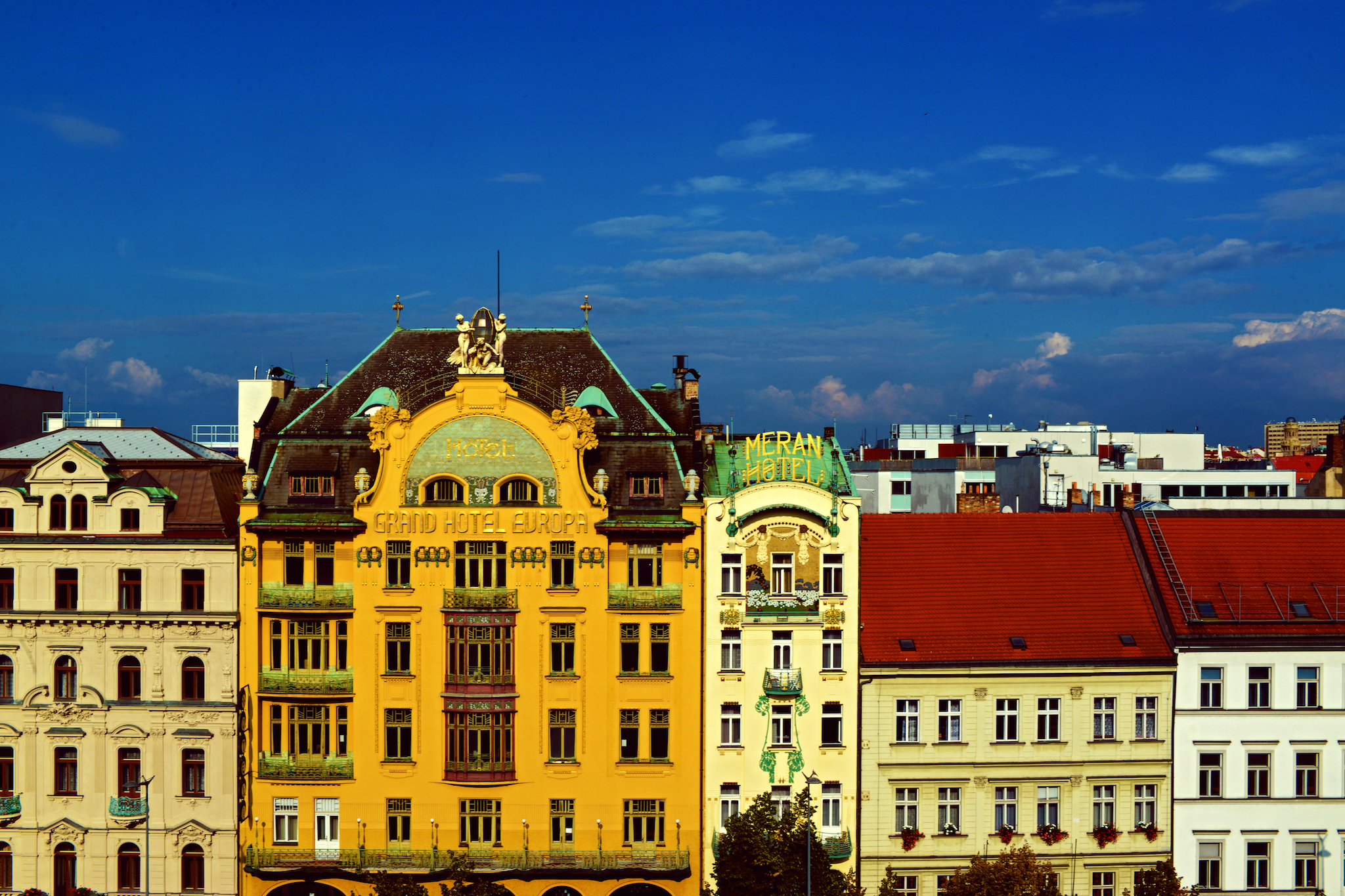 Hotel Meran | Prague 1 | Welcome to Hotel Meran