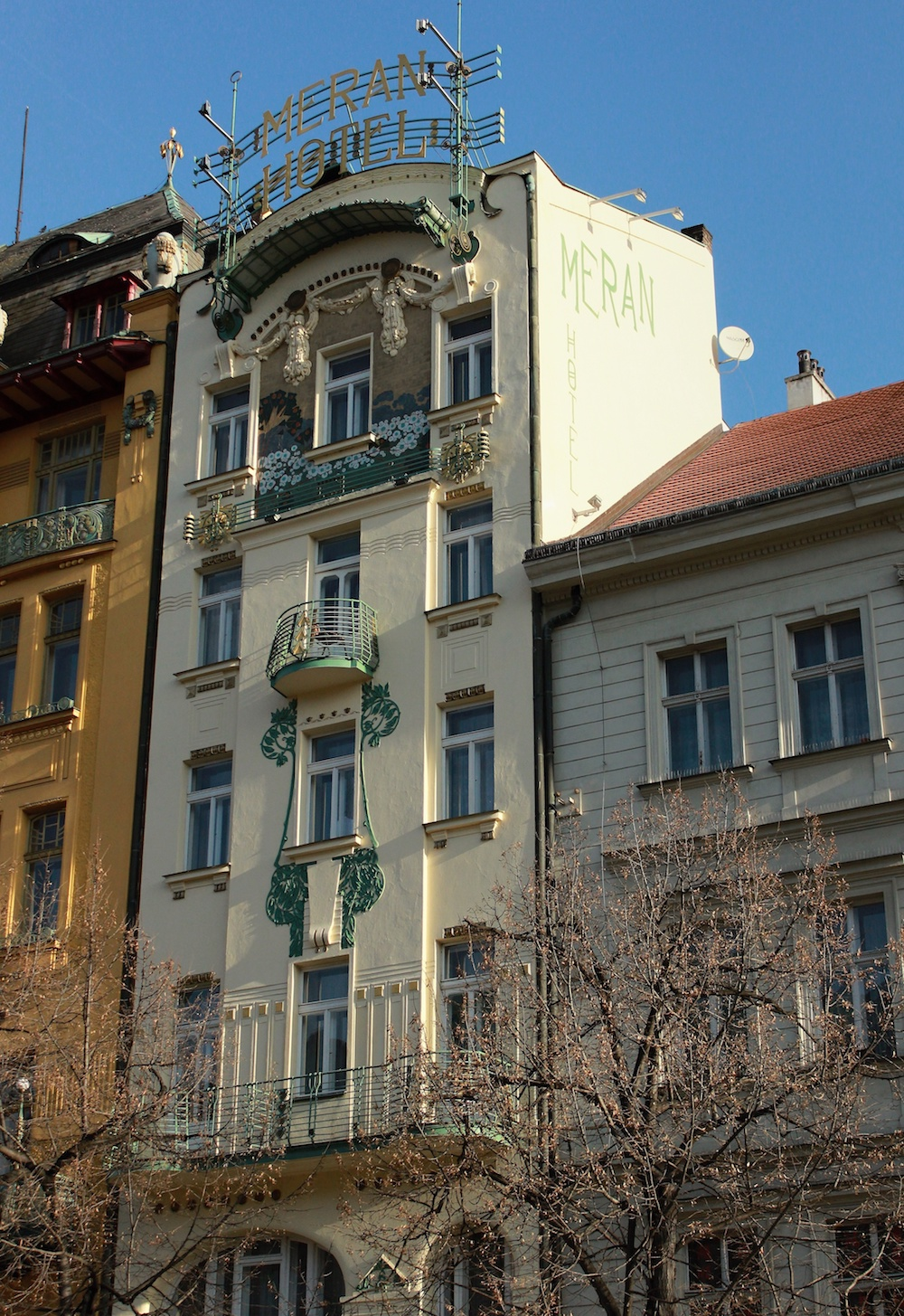 Hotel Meran | Prague 1 | Photos 11